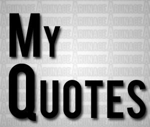 arunace quotes