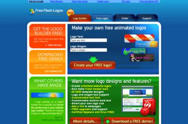 FreeFlashLogos - arunace