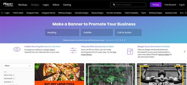 placeit banner maker arunace blog