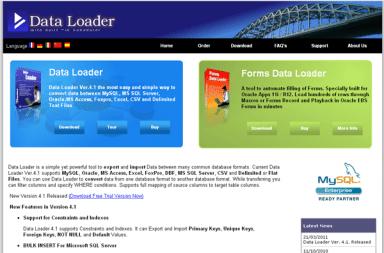 DataLoader - arunace