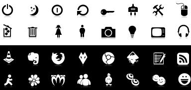 ecqlipse png icons - arunace