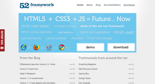 52 framework - arunace blog