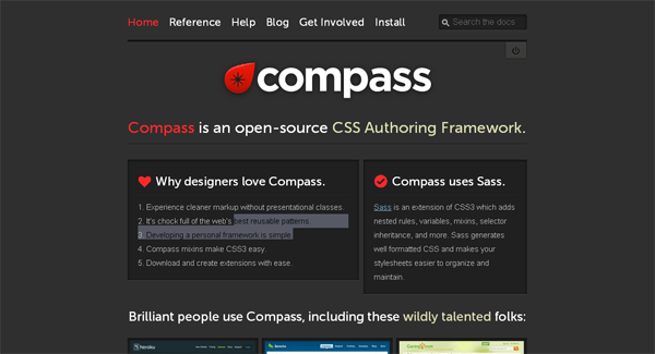 compass css framework - arunace blog