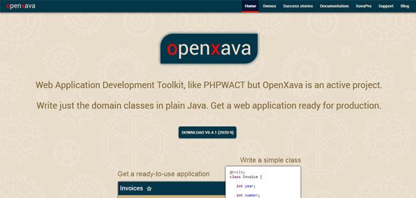 openxava php framework arunace blog