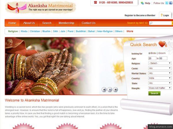 akanksha-matrimonial-arunace