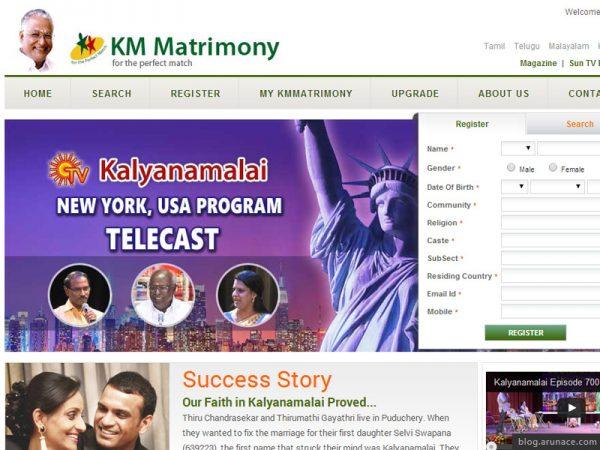 km-matrimony-arunace