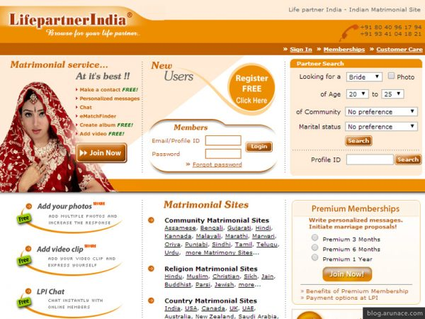 Top 20 Indian Matrimonial Sites | Best Matrimony Sites in India 2017