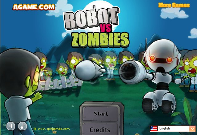 robots vs zombies - arunace
