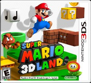 super mario 3d land nintendo 3ds - arunace