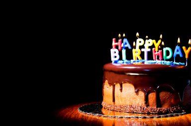 bday cake - arunace