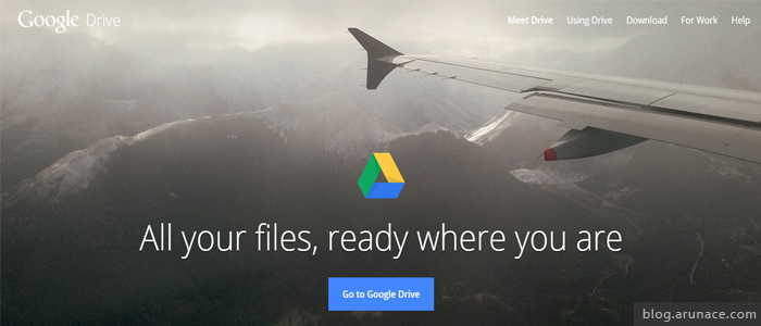 google-drive - arunace