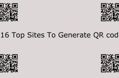 16 top sites to generate qr code featured arunace