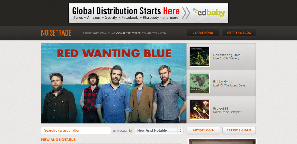 NoiseTrade Completely Free Legal Arunace