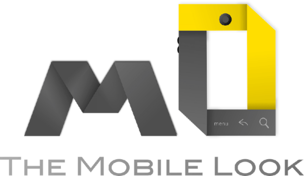 the mobile look logo - arunace