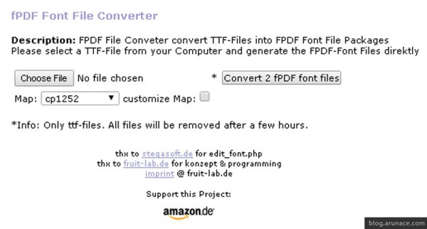 fruit-lab-ttf-fpdf-converter-arunace