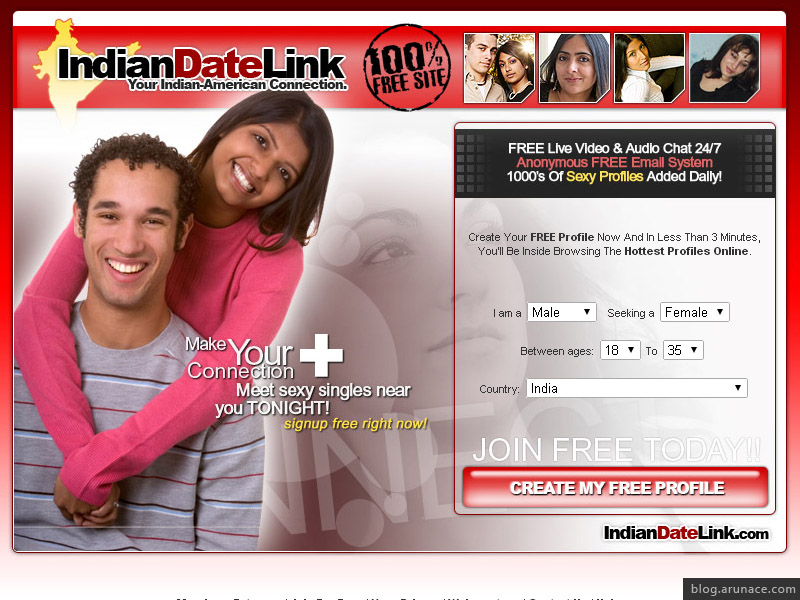 Free Online Dating in India - India Singles