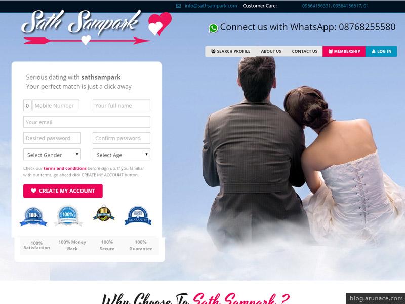 sampark netwerk online dating site