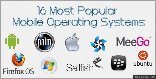 Mobile Operating Systems - arunace