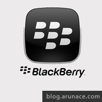 blackberry os arunace