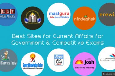 sites current affairs competitive exams arunace