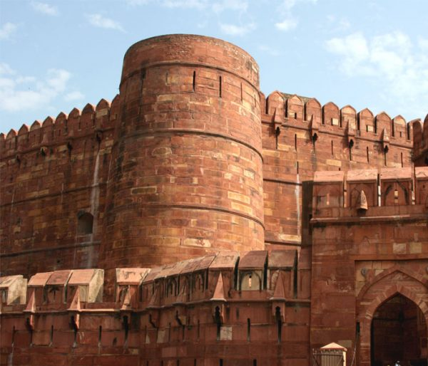 agra fort arunace
