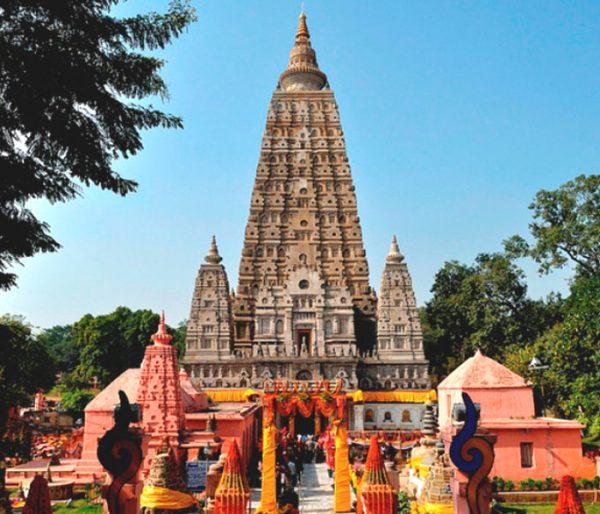 mahabodhi temple arunace