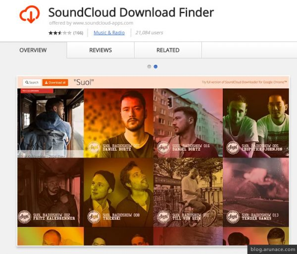 soundcloud arunace