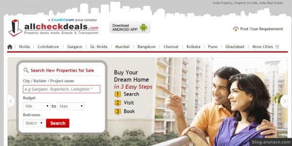 allcheckdeals.com arunace