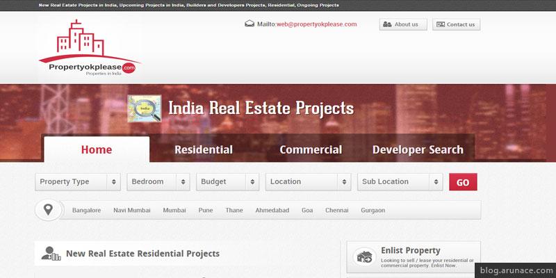 propertyokplease.com arunace