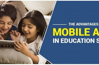 mobile app education sector byjus - arunace