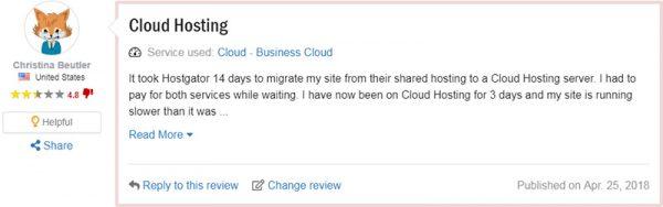 hostgator customer review arunace blog