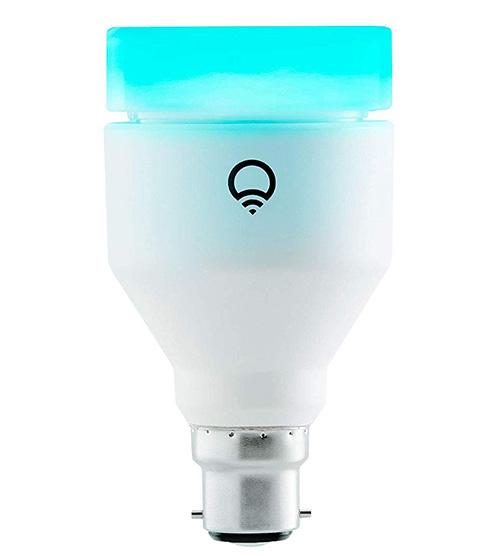 lifx a19 wi-fi smart led light bulb arunace blog
