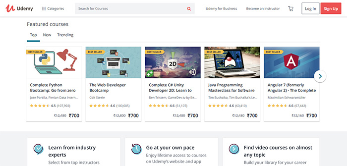 udemy online courses arunace blog